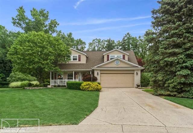 2447 Wortham, Rochester Hills, MI 48307 (#58050046302) :: Duneske Real Estate Advisors