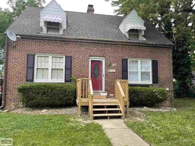 5784 Brace St, Detroit, MI 48228 (#58050046208) :: Duneske Real Estate Advisors