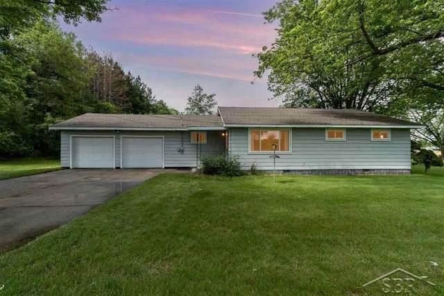 1748 W Olson Rd, Lee Twp, MI 48657 (#61050046209) :: Duneske Real Estate Advisors
