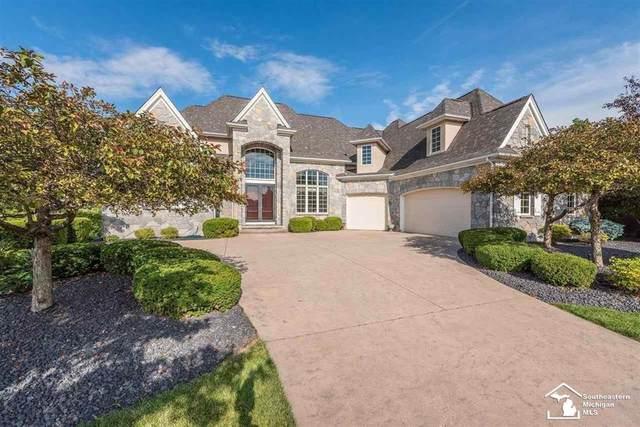 1030 Fairway Ct., Monroe Twp, MI 48161 (#57050046212) :: Duneske Real Estate Advisors