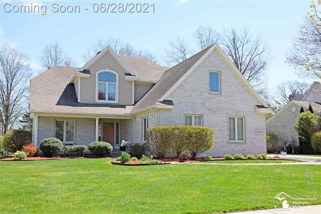 8104 High Oaks, Bedford Twp, MI 48144 (#57050046232) :: Duneske Real Estate Advisors