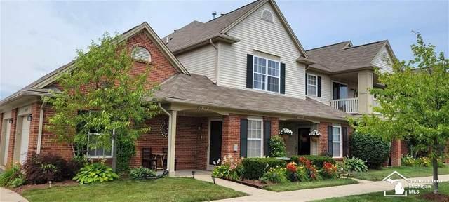 21589 Majestic Dr, Brownstown Twp, MI 48183 (#57050046310) :: Duneske Real Estate Advisors