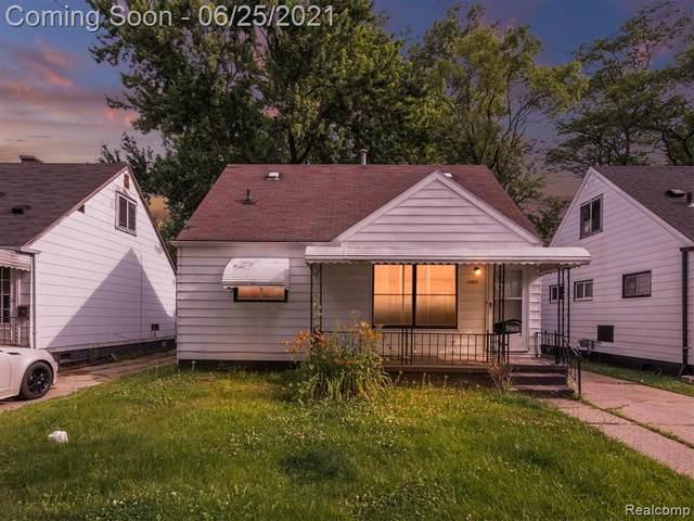 14857 Myola Avenue, Warren, MI 48089 (#2210049661) :: Real Estate For A CAUSE