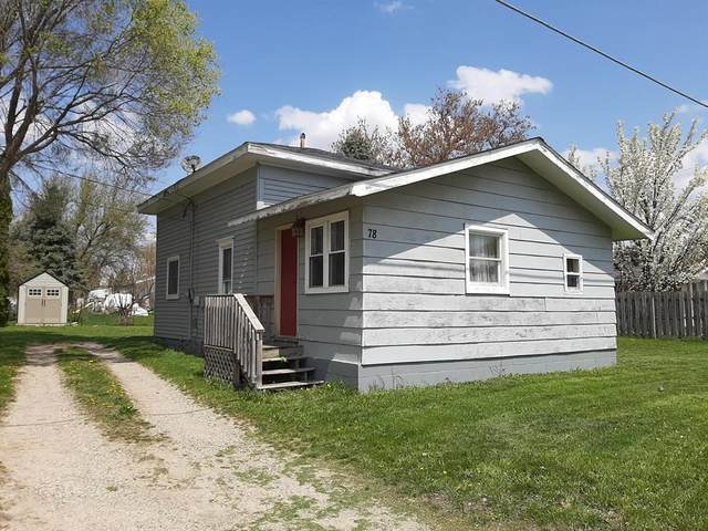 78 W Grand Ledge Highway, Sunfield Vlg, MI 48890 (#65021024815) :: Real Estate For A CAUSE