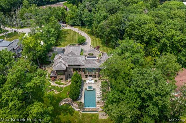 803 Canterbury Crescent, Bloomfield Hills, MI 48304 (#2210050203) :: Real Estate For A CAUSE