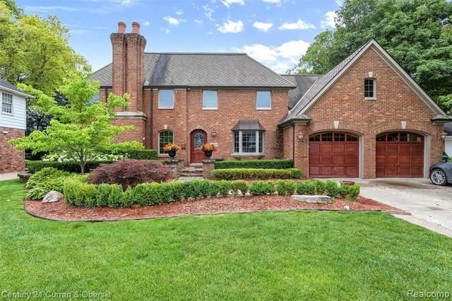 24515 Fairmount Drive, Dearborn, MI 48124 (#2210050412) :: Real Estate For A CAUSE