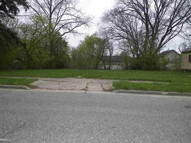 274 S Edith, Pontiac, MI 48342 (#58050046587) :: Real Estate For A CAUSE