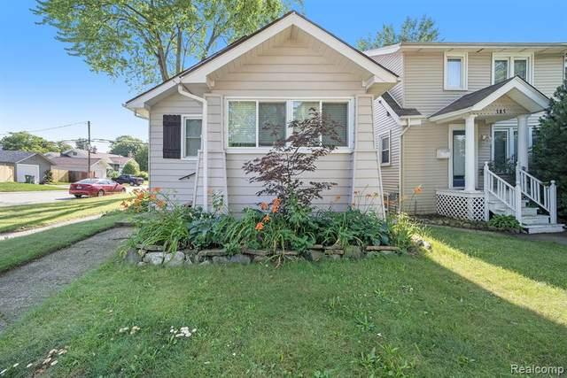 301 S Maple Avenue, Royal Oak, MI 48067 (#2210050633) :: Real Estate For A CAUSE