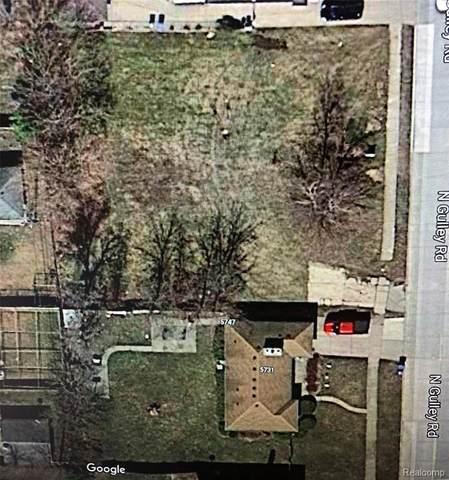 5959 N Gulley Road, Dearborn Heights, MI 48127 (#2210050637) :: The Vance Group | Keller Williams Domain
