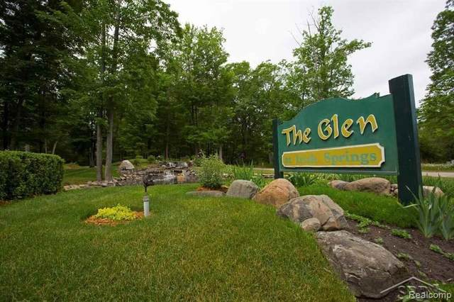 5719 Kilkenny Drive, Caseville Twp, MI 48725 (#2210050963) :: Real Estate For A CAUSE