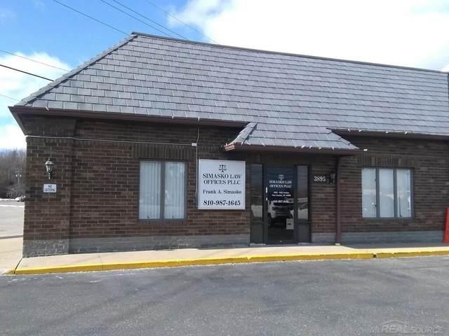 3895 24TH STREET, Fort Gratiot, MI 48059 (#58050046773) :: The Vance Group | Keller Williams Domain