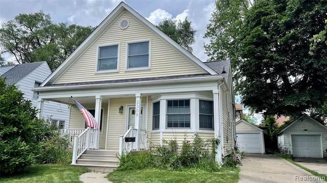 2309 Pierce Street, Flint, MI 48503 (#2210051116) :: GK Real Estate Team