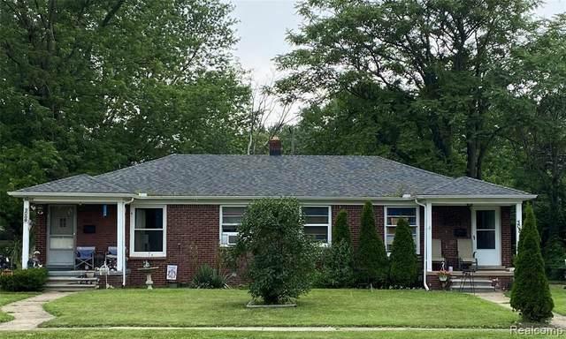 3084 Gloria Street, Wayne, MI 48184 (#2210051434) :: The Vance Group   Keller Williams Domain