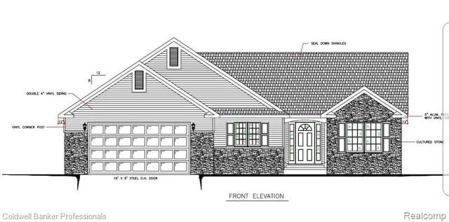 402 Wildflower Lane, Lapeer, MI 48446 (#2210051632) :: Real Estate For A CAUSE