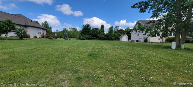 358 Wildflower Lane, Lapeer, MI 48446 (#2210051684) :: Real Estate For A CAUSE