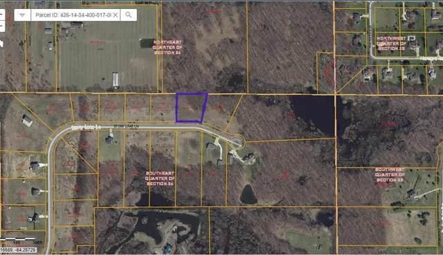 Lot 17 Stony Lake Rd, Napoleon, MI 49201 (#55202102069) :: Real Estate For A CAUSE