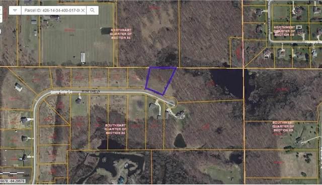 Lot 18 Stony Lake Rd, Napoleon, MI 49201 (#55202102070) :: Real Estate For A CAUSE