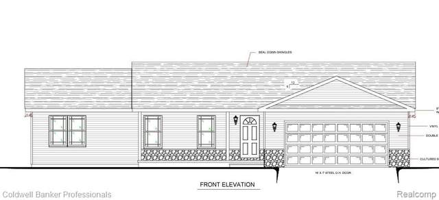 358 Wildflower Lane, Lapeer, MI 48446 (#2210051707) :: Real Estate For A CAUSE
