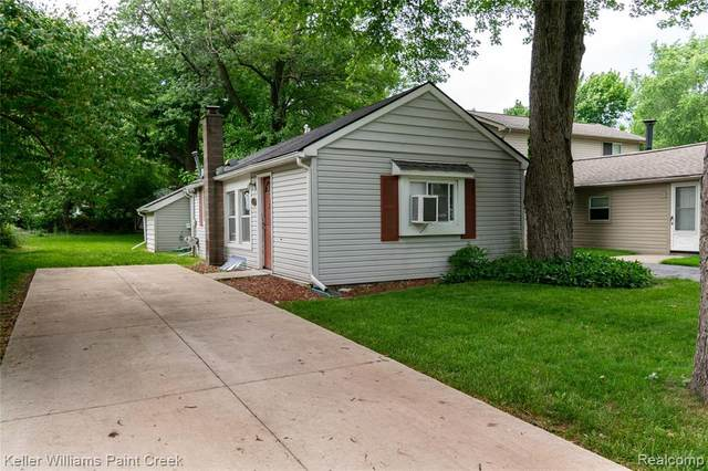 570 Utah Road, Rochester Hills, MI 48307 (#2210051729) :: Real Estate For A CAUSE