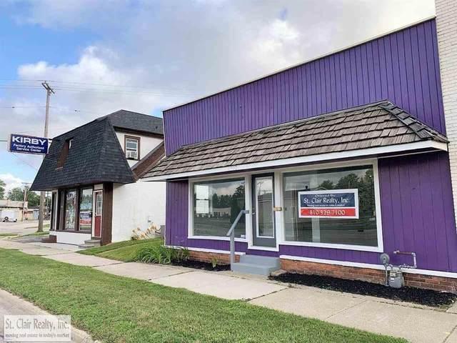 1703-07 Pine Grove, Port Huron, MI 48060 (#58050047040) :: RE/MAX Nexus