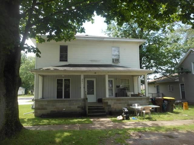 601 N Main Street, Berrien Springs Vlg, MI 49103 (#69021025727) :: The Vance Group   Keller Williams Domain