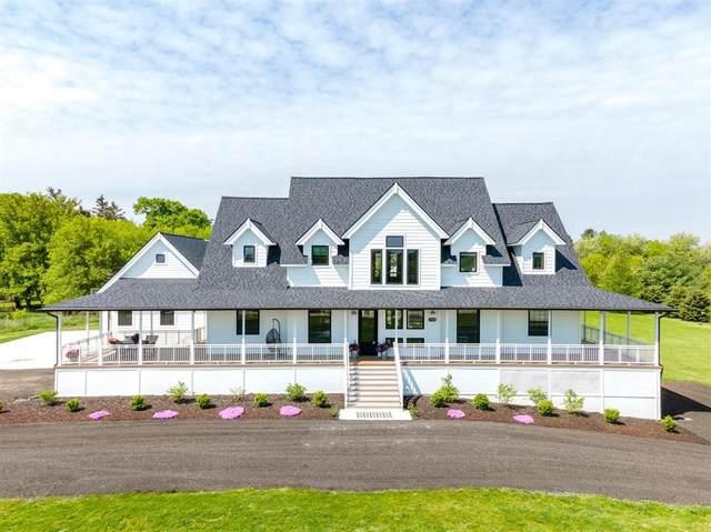 2800 Morin Nature Circle, Lodi Twp, MI 48103 (#543282149) :: Real Estate For A CAUSE