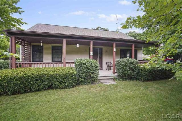 4980 Tawas Dr, Whiteford Twp, MI 49267 (#56050047204) :: Real Estate For A CAUSE