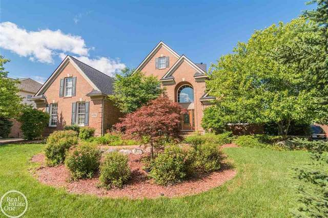 45906 Riviera, Northville, MI 48168 (#58050047395) :: Real Estate For A CAUSE