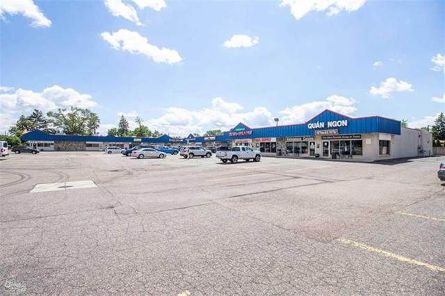 30601 Dequindre Rd, Madison Heights, MI 48071 (#58050047412) :: National Realty Centers, Inc