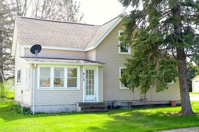 412 W Broadway, Berrien Springs Vlg, MI 49103 (#69021026239) :: The Vance Group   Keller Williams Domain