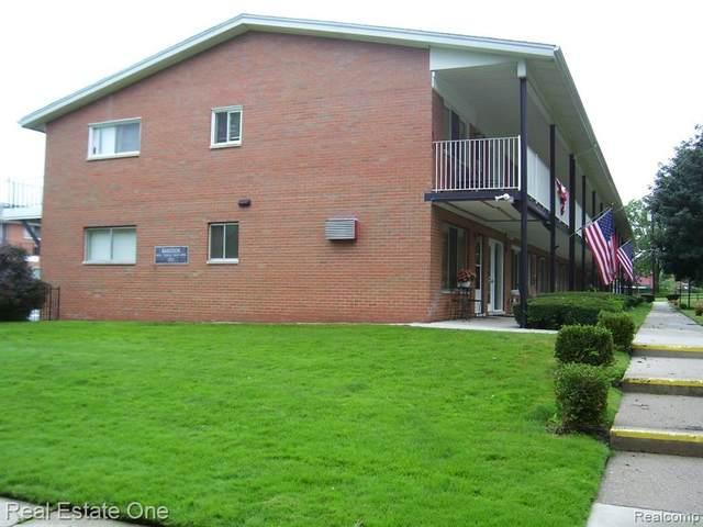 2217 Clawson Ave #205, Royal Oak, MI 48073 (#2210053147) :: Robert E Smith Realty