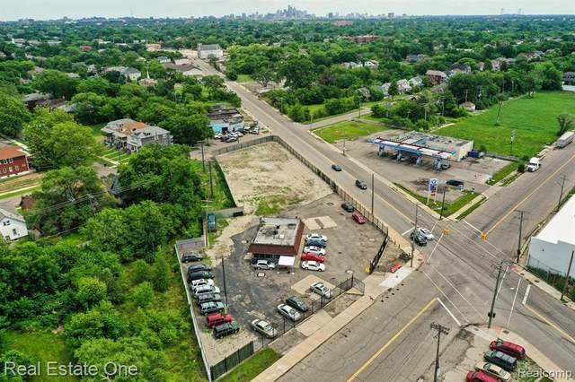 5842 Tireman, Detroit, MI 48204 (#2210053188) :: Real Estate For A CAUSE