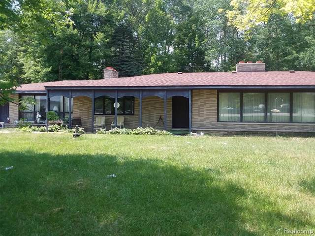 2745 N Huron Road, Fraser Twp, MI 48650 (#2210053291) :: National Realty Centers, Inc