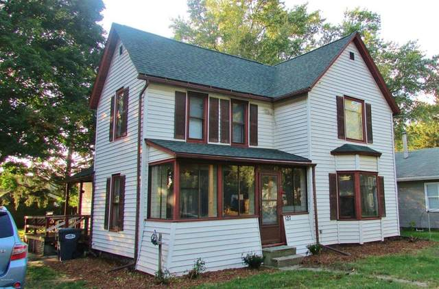 127 N Pleasant Street, Watervliet, MI 49098 (#69021026415) :: Real Estate For A CAUSE