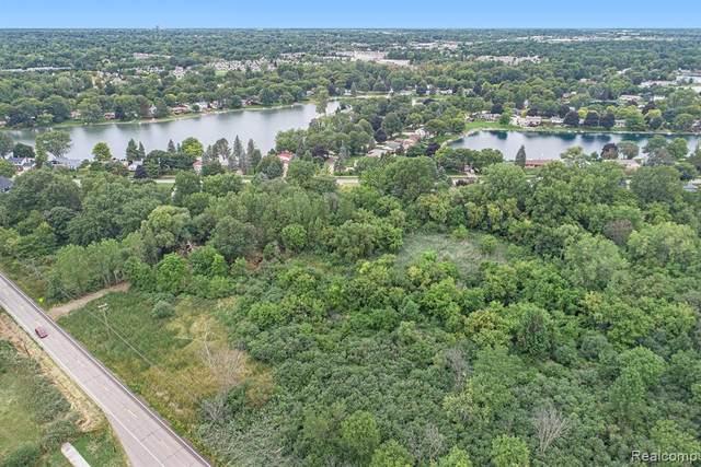 0000 E Square Lake Road, Troy, MI 48085 (#2210053779) :: Real Estate For A CAUSE