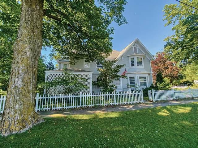 64 E Maple Street NE, Cedar Springs, MI 49319 (#65021026793) :: Real Estate For A CAUSE