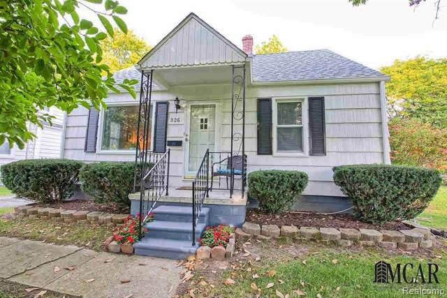 926 Jerome Street, Monroe, MI 48161 (#2210054099) :: Real Estate For A CAUSE