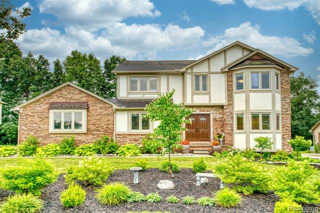 41433 Fawn Trail, Novi, MI 48375 (#2210054549) :: Duneske Real Estate Advisors
