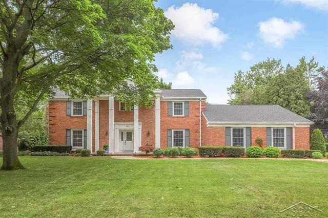 581 Golfview, Saginaw Twp, MI 48638 (#61050047997) :: GK Real Estate Team