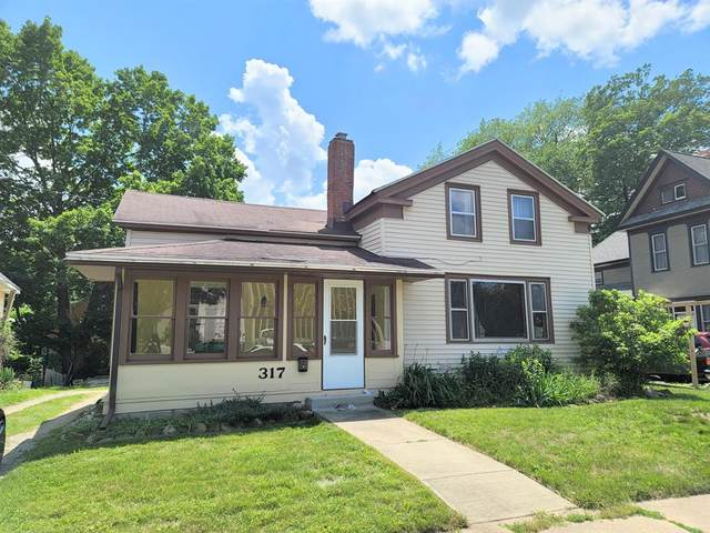 317 W Hanover Street, Marshall, MI 49068 (#64021025607) :: Real Estate For A CAUSE