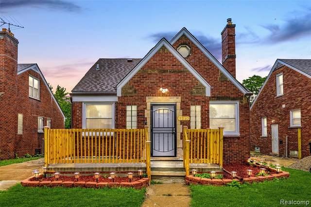 5242 Alter Road, Detroit, MI 48224 (#2210054888) :: Duneske Real Estate Advisors