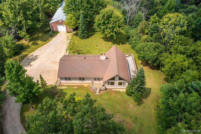 1201 Baker Road, Rose Twp, MI 48430 (#2210055038) :: Real Estate For A CAUSE