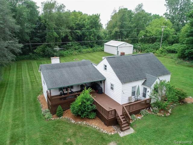 2646 Bowers Road, Lapeer Twp, MI 48446 (#2210055160) :: Real Estate For A CAUSE
