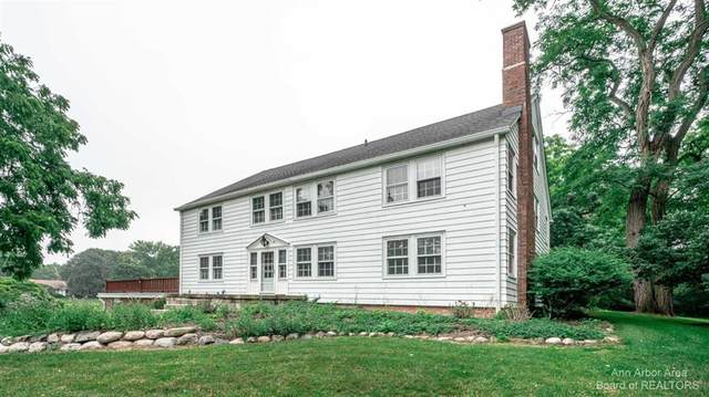 3000 Whitmore Lake Road, Ann Arbor, MI 48105 (#543282550) :: BestMichiganHouses.com