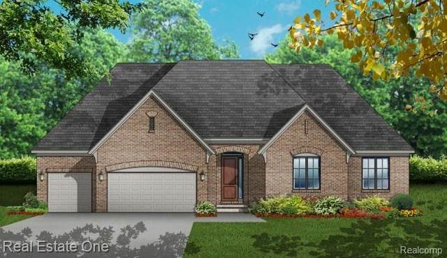 2610 Basil Drive  (Unit #3), Rochester Hills, MI 48309 (#2210055674) :: The Alex Nugent Team | Real Estate One