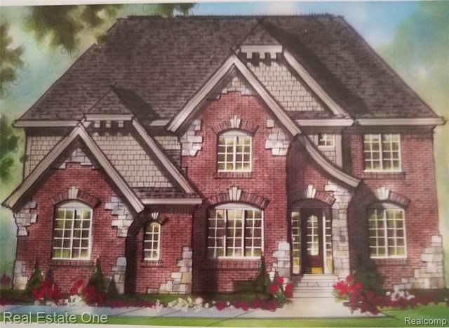 1648 Sage Lane (Unit #6), Rochester Hills, MI 48309 (#2210055859) :: The Alex Nugent Team | Real Estate One