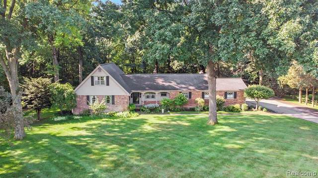 606 E Rolston Road, Linden, MI 48451 (#2210055861) :: Real Estate For A CAUSE