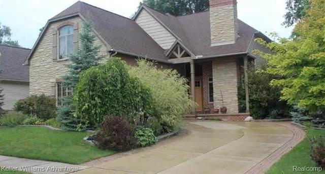 245 Cuyahoga Court, South Lyon, MI 48178 (#2210055864) :: Duneske Real Estate Advisors