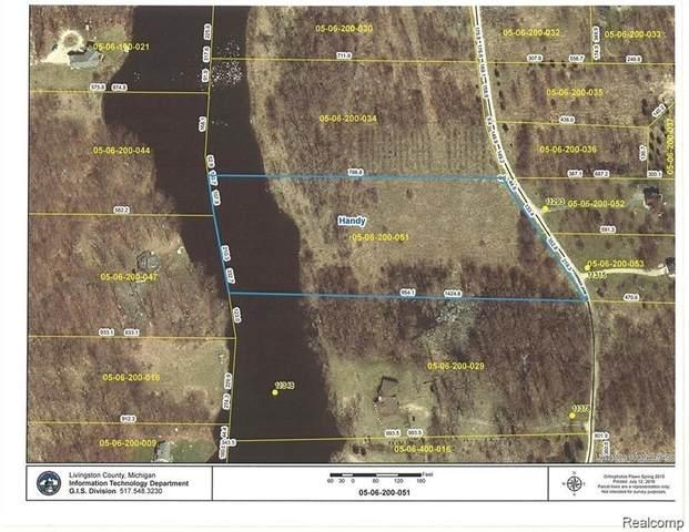 VL Hannah Jane Drive, Handy Twp, MI 48836 (#2210055891) :: The Vance Group   Keller Williams Domain