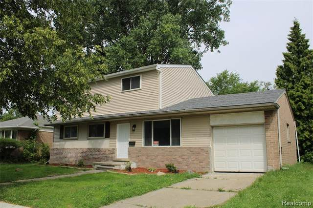 243 N Walnut Street, Mt. Clemens, MI 48043 (#2210055974) :: Real Estate For A CAUSE